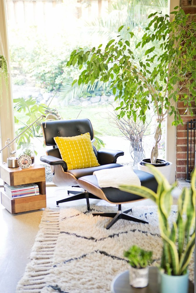 Source: Hope and Pete's Bohemian Modern Abode Apartment Therapy Tour