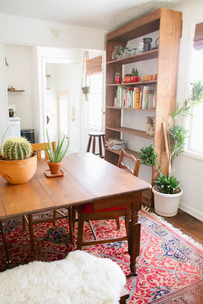 Crushing On Lush Boho Houseplants A Designer At Home