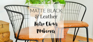 matte-black-and-leather-retro-chair-makeover