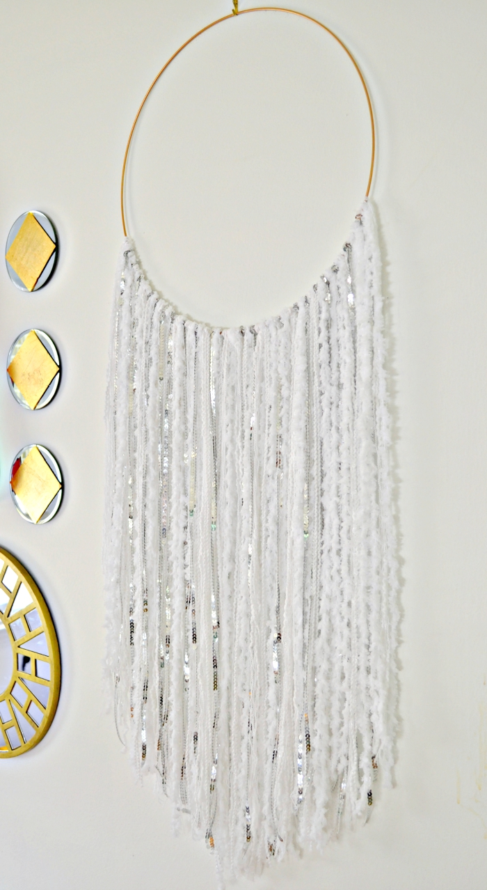sequin-textured-yarn-flowy-tumblr-imoroccan-wedding-blanket-inspired-wall-hanging