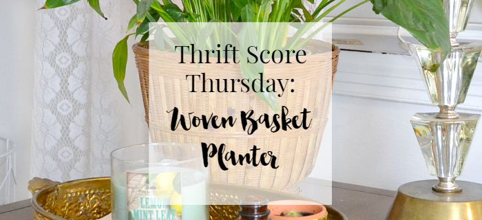 thrift-score-thursday-woven-basket-planter
