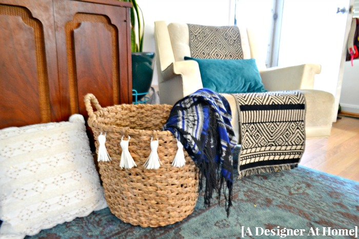 How To Decorate Global Boho - A Designer At Home