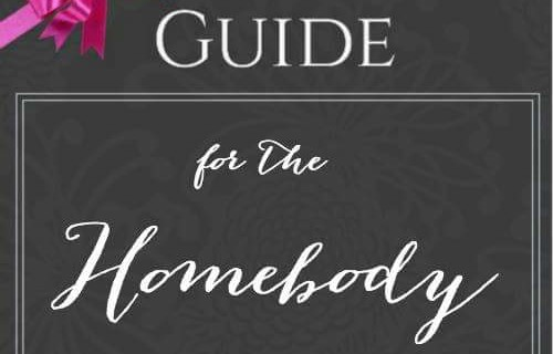 Gift Guide for the Homebody