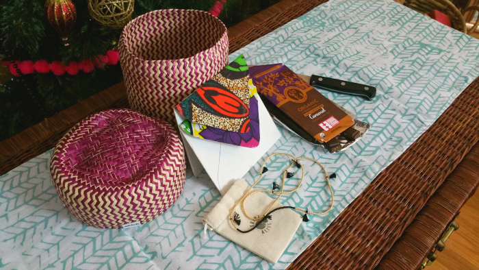 artisan made curated monthly subscription box globein