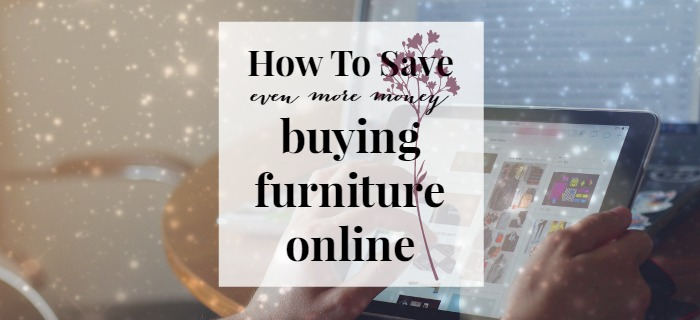 How To Save Buying Furniture Online A Designer At Home