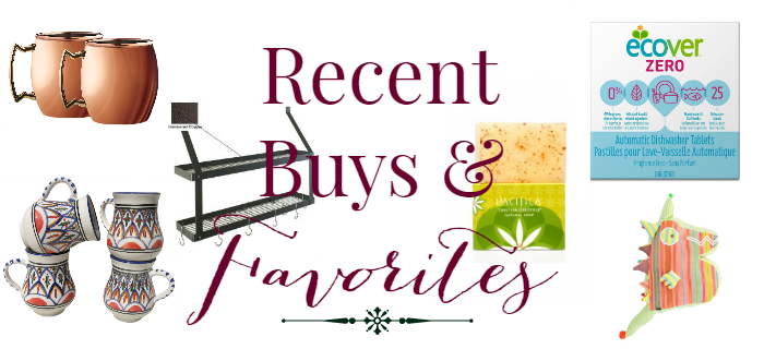 Favorite Buys: Kitchen, Decor and More