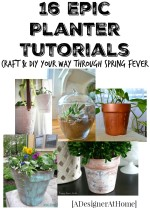 16 Creative Planter Tutorials