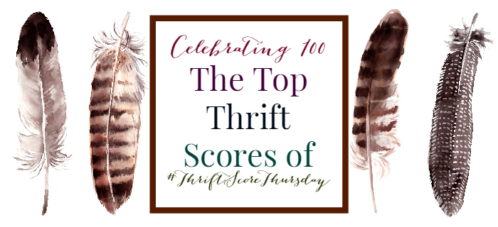 celebrating 100 the top thrift scores of thriftscorethursday