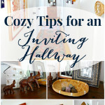 easy to implement tips for a cozy and inviting hallway from a designer at home