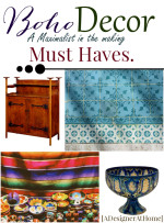 Latest Boho Must Haves
