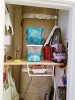 Utility Closet Organization Ideas