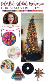 My Tree Style: Colorful, Global, Bohemian