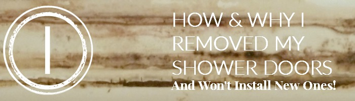 how-why-i-removed-my-shower-doors