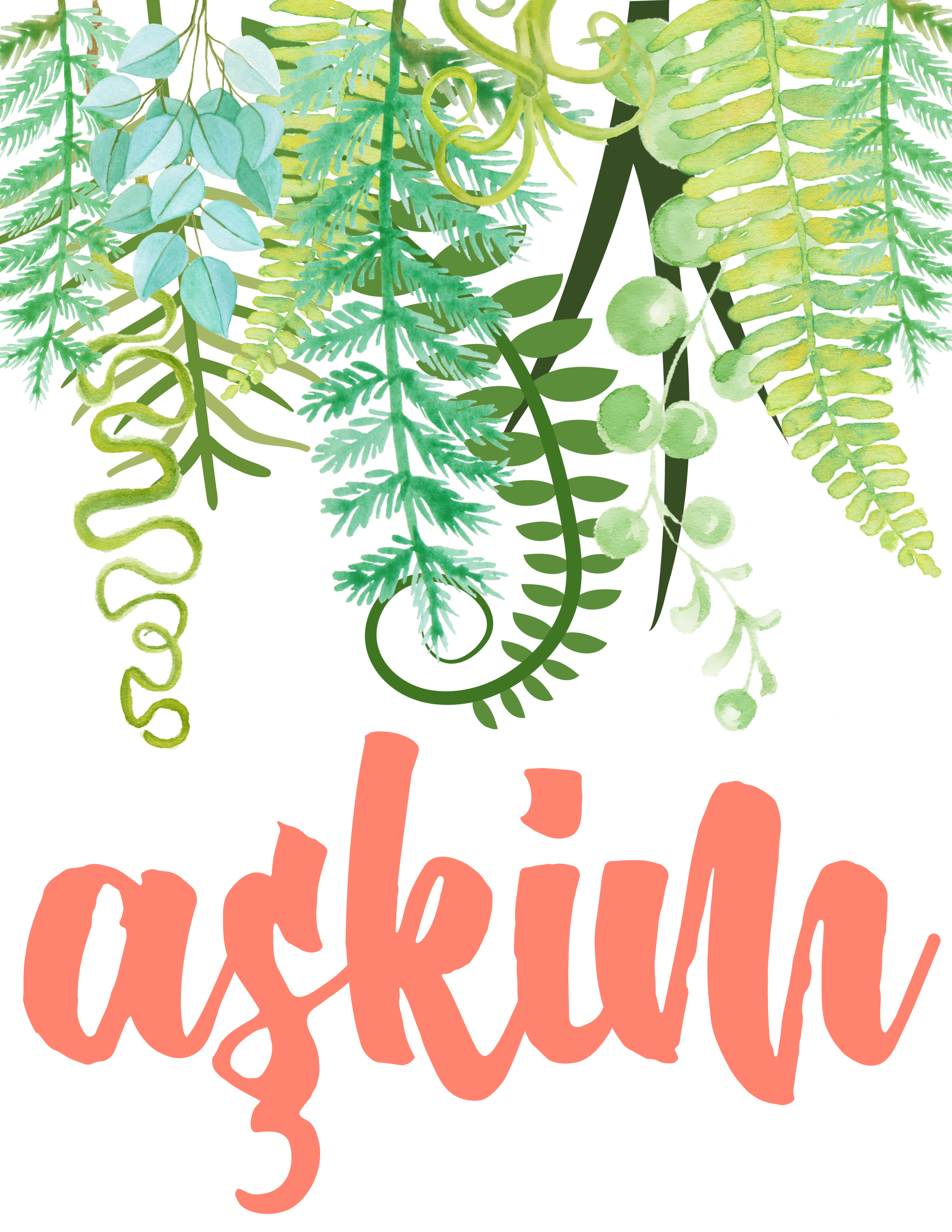 Greenery-Jungle-my-love-aşkım-free-valentines-printable