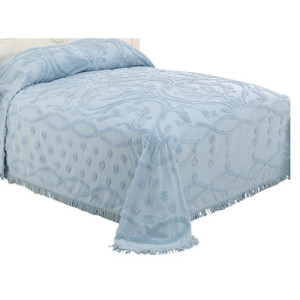 Similar Blue Bedspread