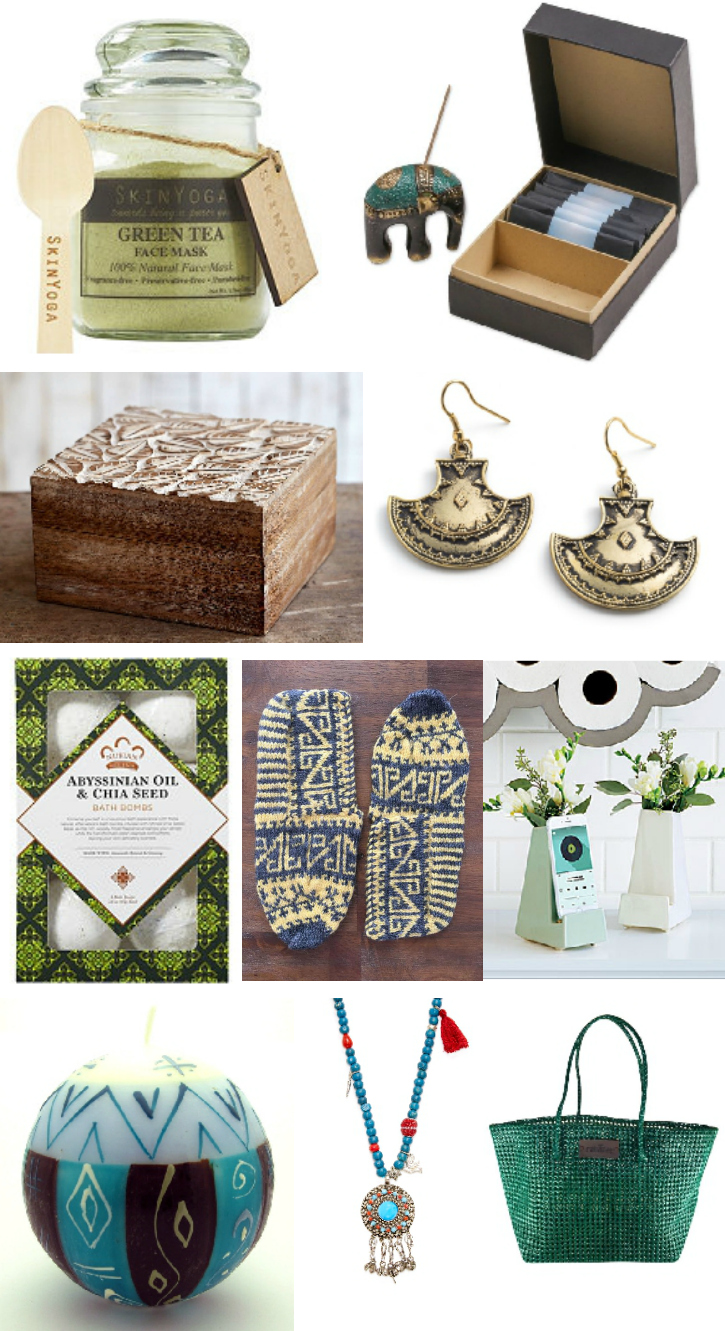 Mother's Day Boho Style: Bohemian Mom Gift Guide 2017