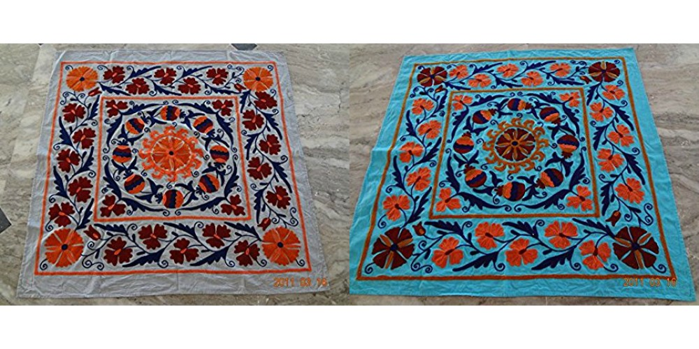 suzani table cover