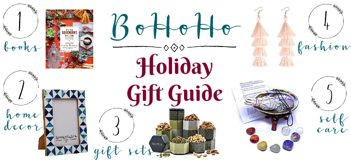bohoho holiday gift guide