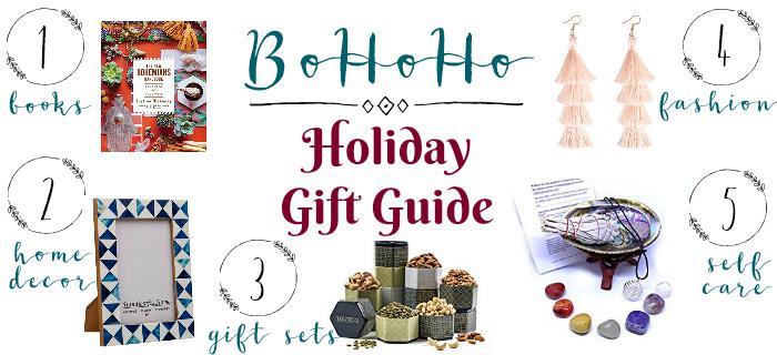 bohoho holiday gift guide