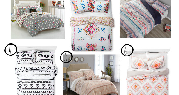 Budget Boho Bedding - $50 and under for Full sized bed